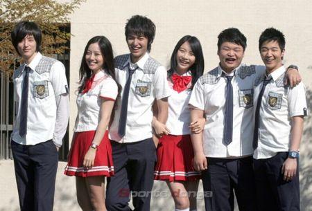 100 de seriale coreene pe care ar trebui să le vizionaţi ... I Am Sam Korean Drama Kiss